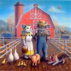 Feline Farming